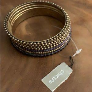 5 bangle bracelet